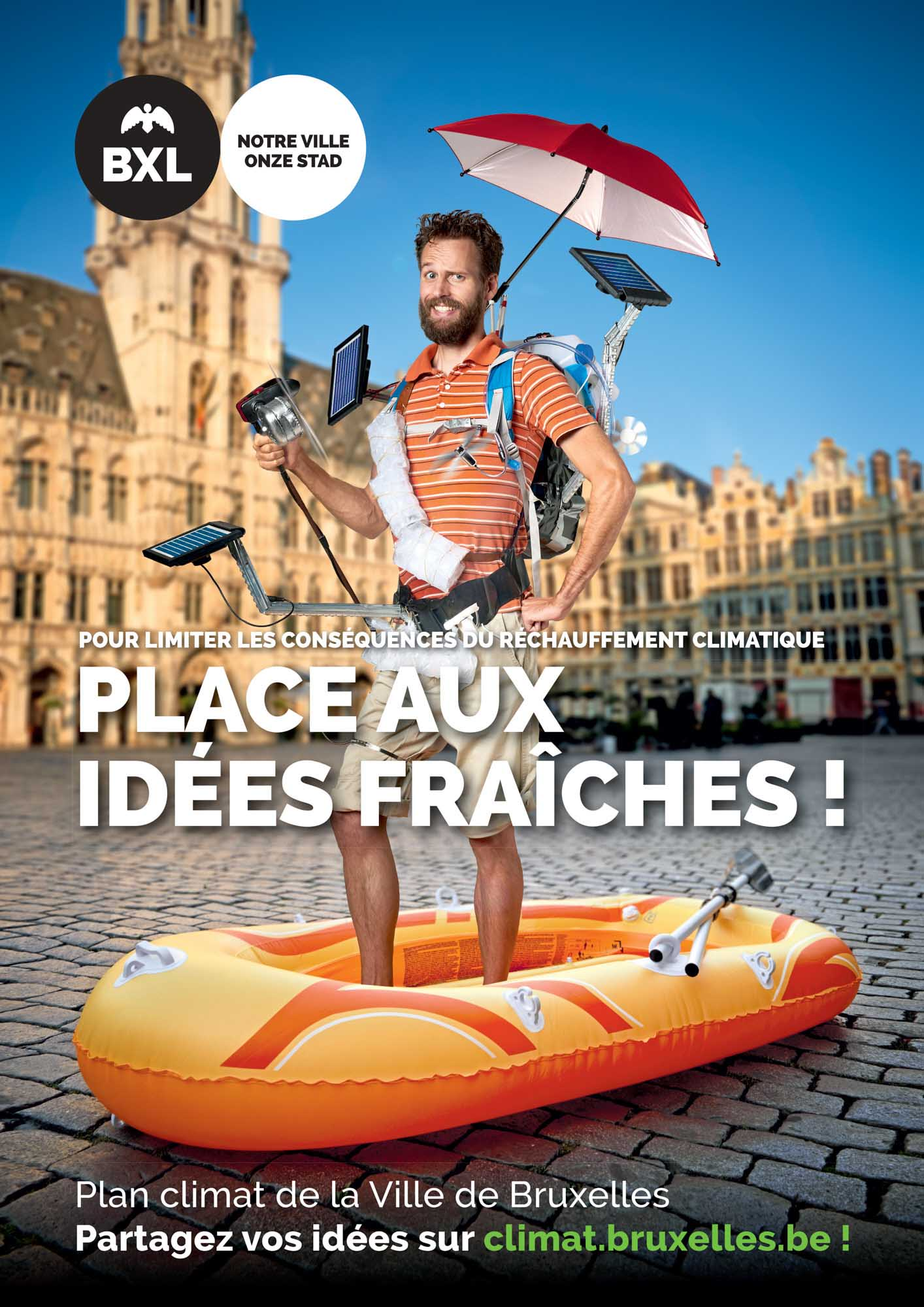 Ville de Bruxelles Plan Climat